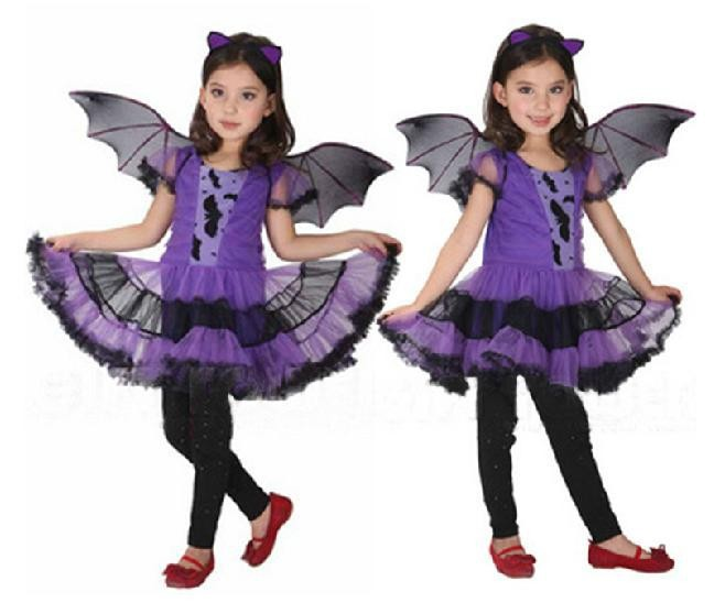 Witch Costume for girl Kids Halloween Fancy Dress Girls costume-in Girls Costumes from Novelty u0026 Special Use on Aliexpress.com | Alibaba Group  sc 1 st  AliExpress.com & Witch Costume for girl Kids Halloween Fancy Dress Girls costume-in ...