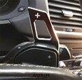 Negro Volante DSG Paddle Extensión Shifters Cambio Etiqueta Decoración para A4 S4 A5 S5 S7 A6 A7 A8 S8 Q5 Q7 TT RS4