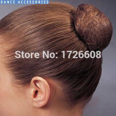 Top qualität nylon haar netto sterne dance erwägungsgrund Brötchen/Haar Verlängerung Weben kappe braun weiß schwarz gold unsichtbare haarnetz 50cm