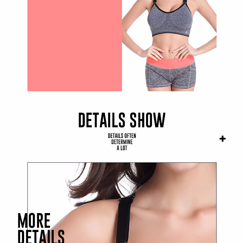 98d8e7d310 ซื้อ B.BANG Women Yoga Sets Running Sports Bra + Shorts Set Fitness Gym  Push Up Seamless Bras Tops Elastic Short Pants for Women ออนไลน์ ส่งฟรี ...