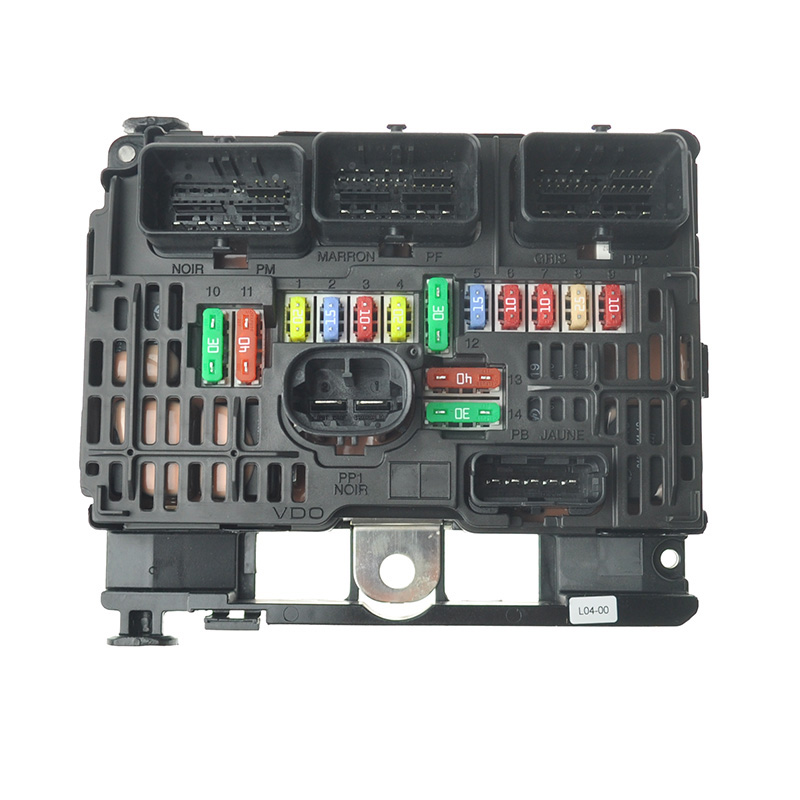 Brand New Genuine Fuse Box Unit Assembly 6500CK 9657718580 For Peugoet 307 607 807 Facelift Citroen peugeot 207 cc fuse box diagram peugeot wiring diagram gallery peugeot 207 engine fuse box diagram at fashall.co