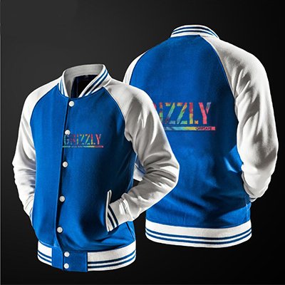new free shipping young style baseball jacket GBIZLYY jacket sweatershirts no hat,The highest quality, USA size.