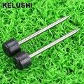 KELUSHI haste Eletrodo 2 pcs (1 pair) KL-280/300 T de fibra de fibra óptica fusão eletromecânica pólo