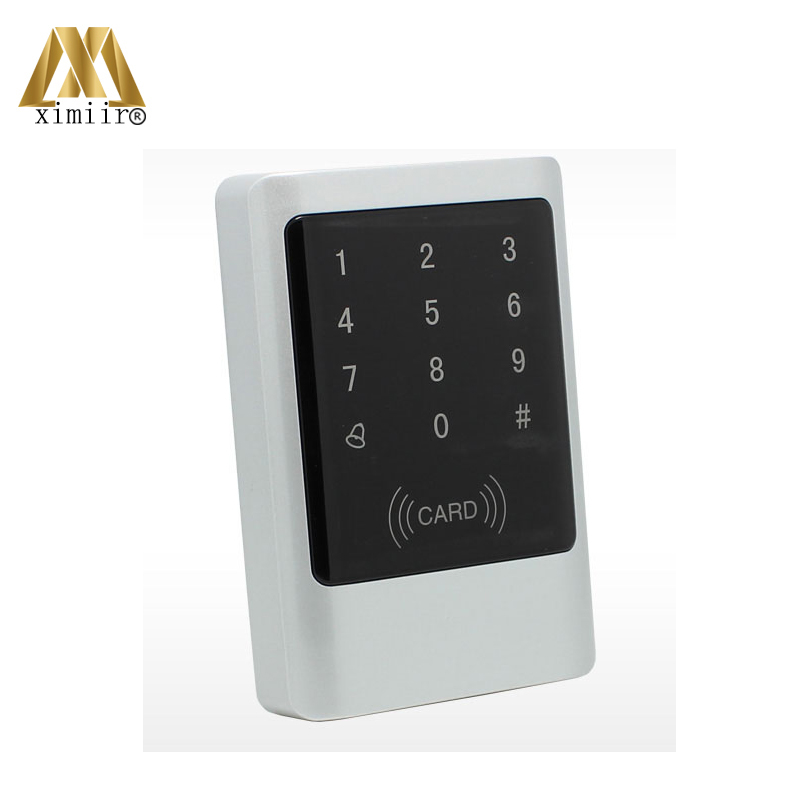 13.56MHz Card Access Control Reader Touch Panel Wiegand Reader IP65 Waterproof M07-K Smart Access Controller13.56MHz Card Access Control Reader Touch Panel Wiegand Reader IP65 Waterproof M07-K Smart Access Controller