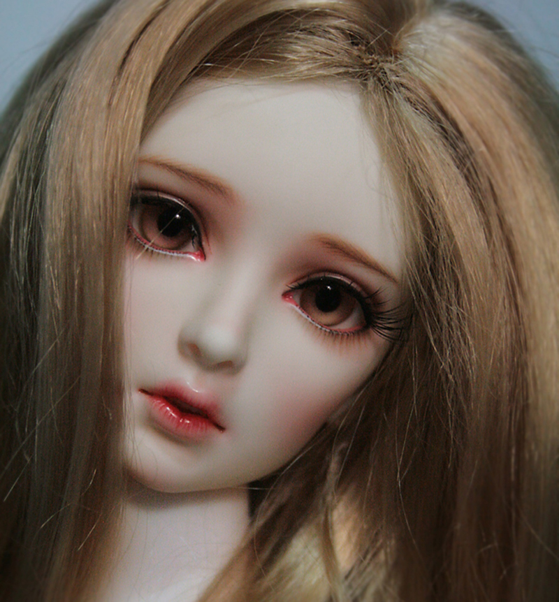New Arrival 1/3 BJD Doll BJD/SD Fashion Roda Resin Joint Doll For Baby Girl Birthday Gift Present With Eyes