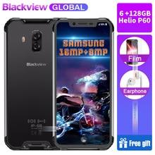 Hızlı kargo Blackview BV9600 pro Sağlam IP68 Su Geçirmez Helio P60 Küresel 4g cep telefonu 6.21