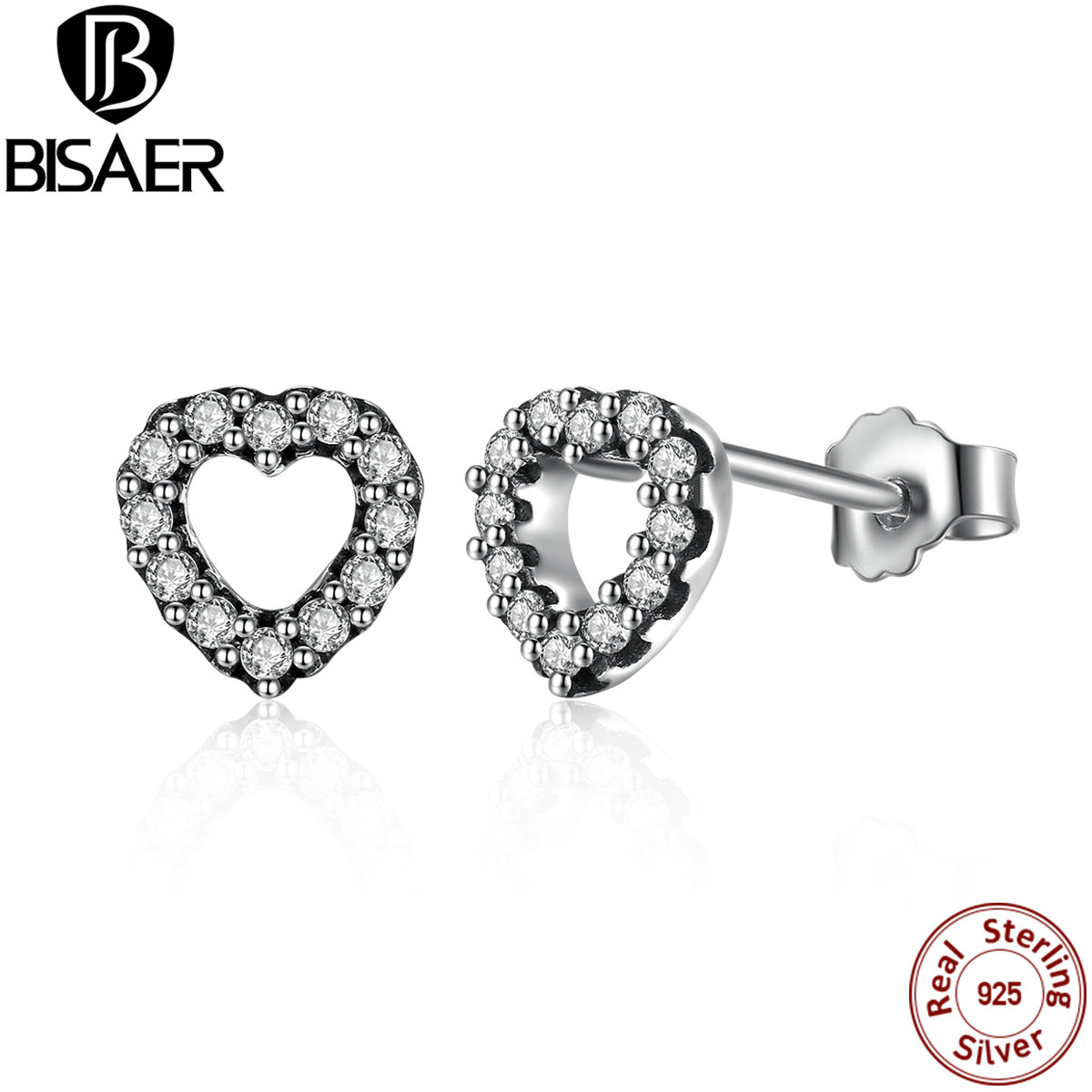 Romantic Popular 925 Sterling Silver Be My Valentine Heart