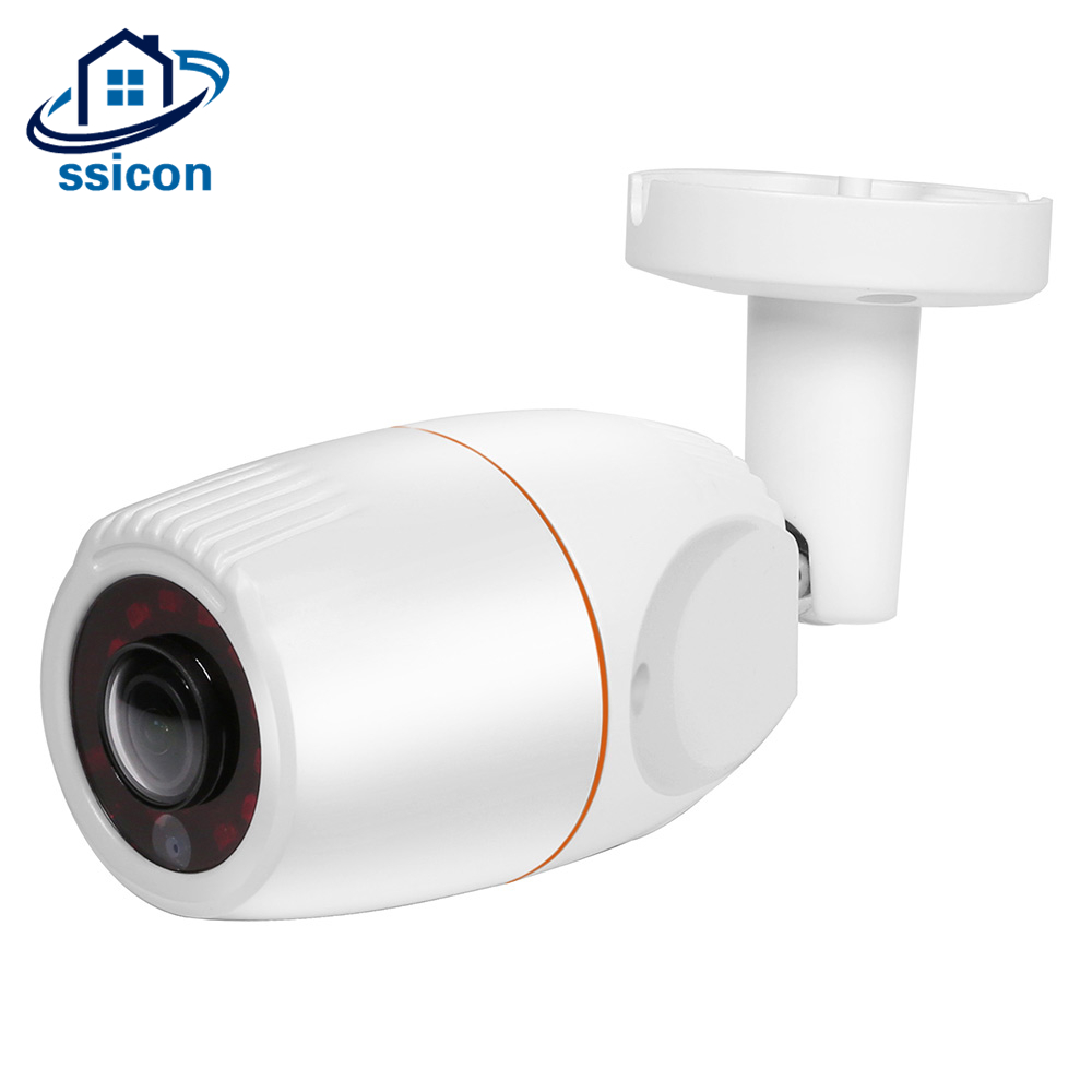 SSICON 960P 1080P AHD 360 Degree Fisheye Camera 1.44mm Lens IR Distance 25M Wide Angle View Bullet Panoramic CCTV Camera