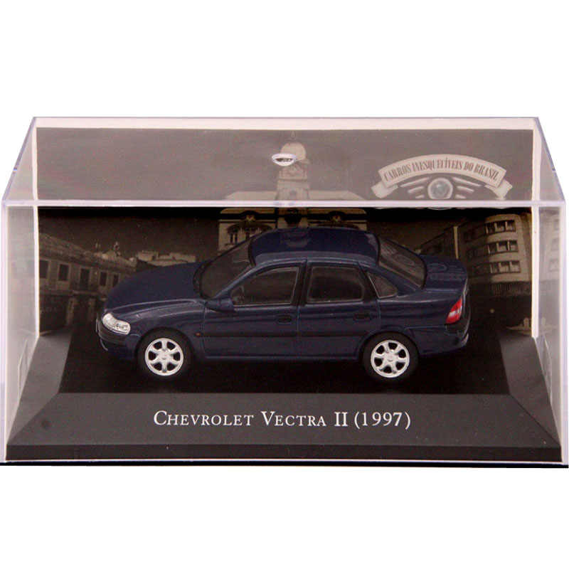 IXO Altaya 1:43 Scale Chevrolet Vectra II 1997 Car Diecast Toys Models Limited Edition Collection Blue