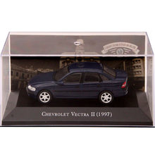 IXO Altaya 1:43 Scale Chevrolet Vectra II 1997 Car Diecast Toys Models Limited Edition Collection Blue(China)