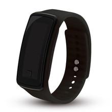 WoMaGe Sport Led Ceasuri Mujer Silicone Digital Reloj