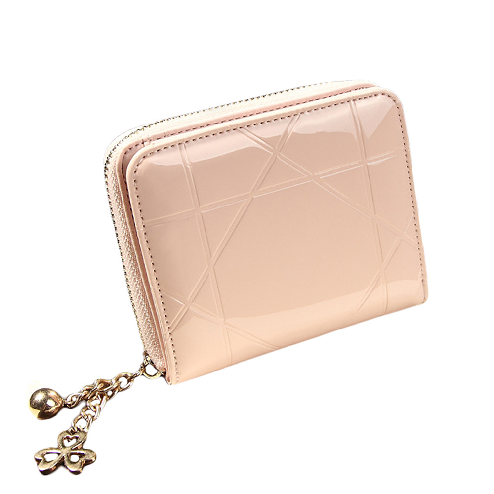 New Fashion Womens Wallets Female Small Wallets Zipper Wallet Women Brand Short Leather Purse Clutch Money Bag For Gift fashion women leather wallet clutch purse lady short handbag bag women small purse lady money bag zipper luxury brand wallet hot