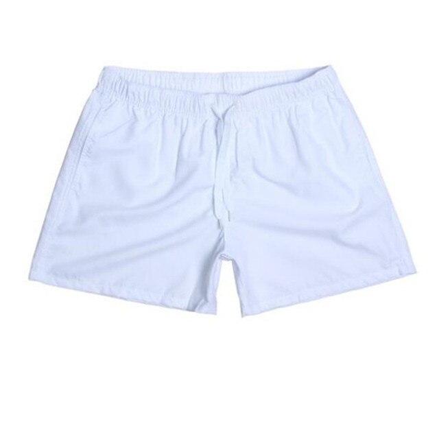 Shorts Homens Bermuda 2018 Homens shorts Da Praia do Verão Masculino Carta  de impressão Marca Dos 6cc45db1e4d0a