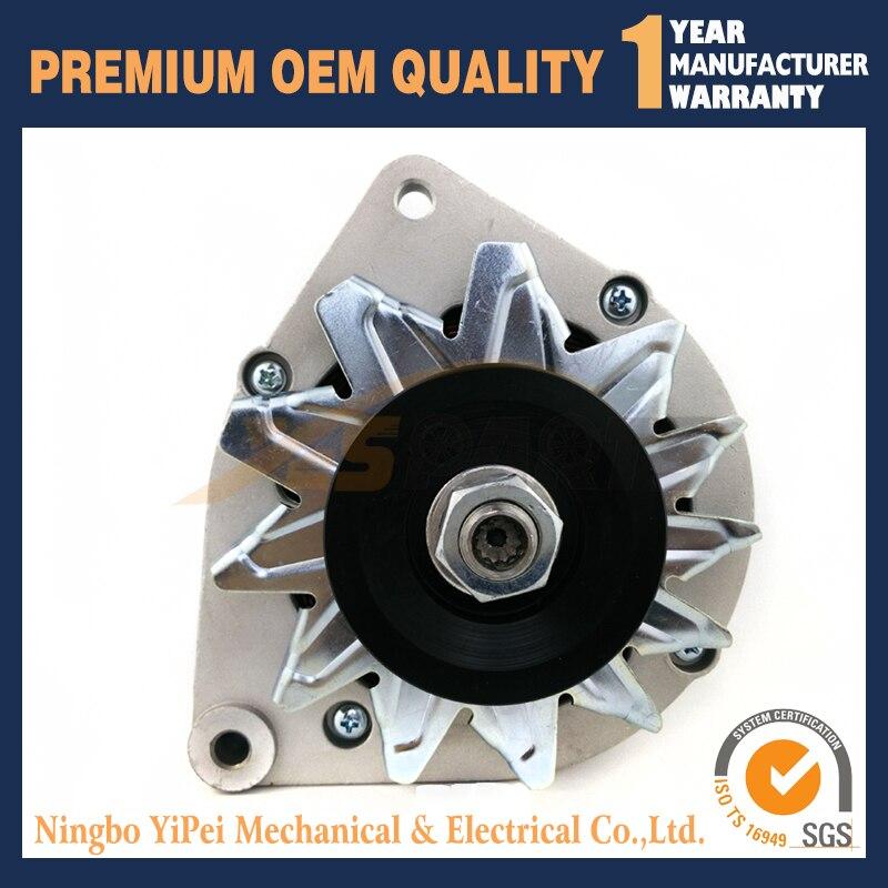 0120488153 0120488234 0120488283 iveco khd deutz diesel 용 new alternator