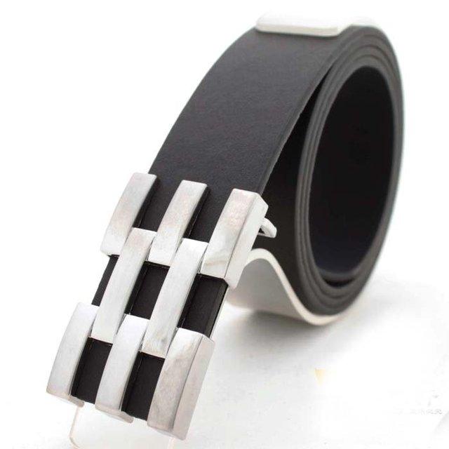 Mens leather belts Designer belt  Studded belts accessories