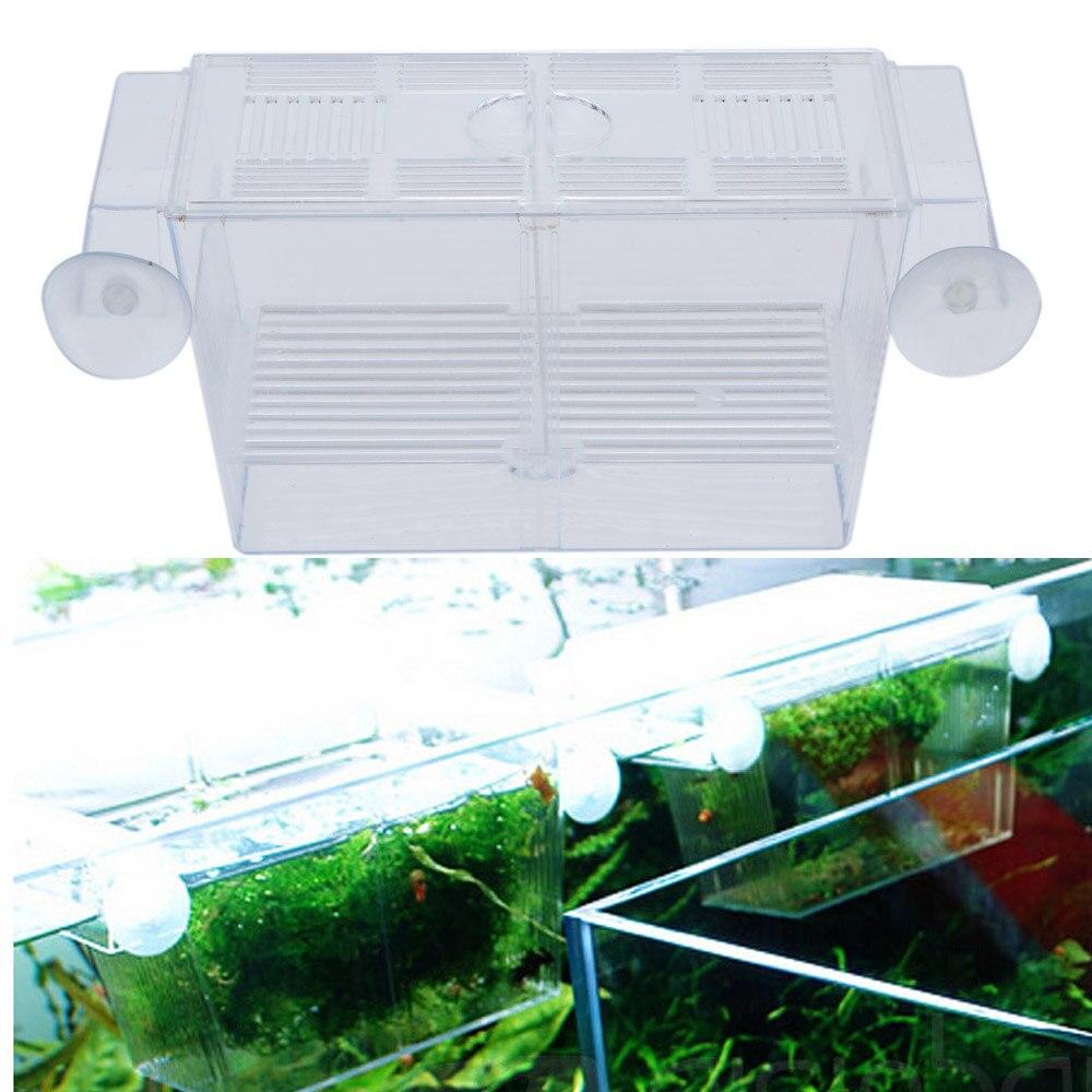 Fish aquarium buy online - Multifunctional Aquariums Fish Breeding Isolation Box Tank Divider Incubator For Fish Fry Hatchery Tank Aquarium Accessory