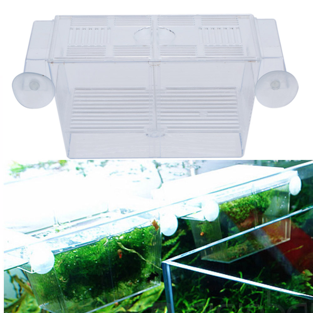 Aquarium fish tank online shopping - Multifunctional Aquarium Fish Breeding Isolation Box Fish Tank Divider Incubator For Fish Fry Hatchery Tank Aquatic