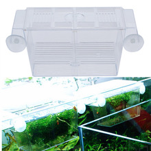 Multifunctional Aquarium Fish Breeding Isolation Box Fish Tank Divider Incubator for Fish Fry Hatchery Tank Aquatic Pet Supplies