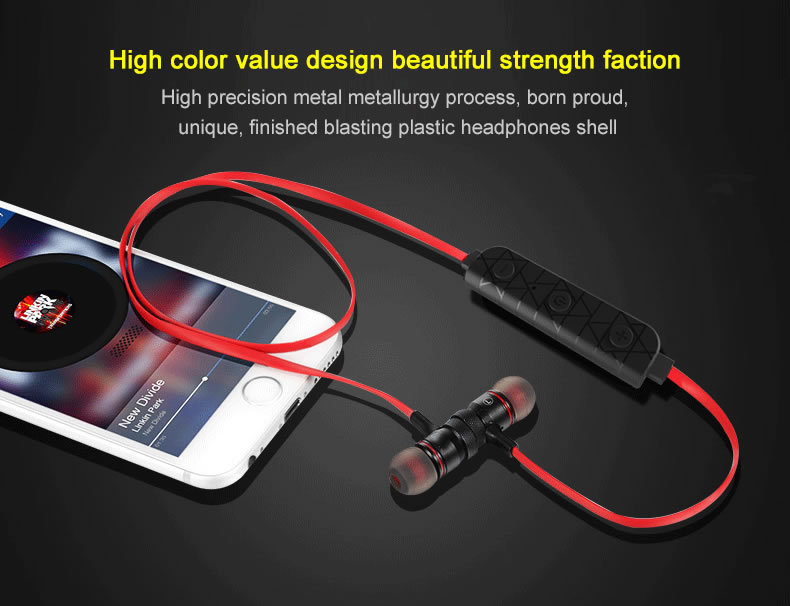 Bluetooth Earphone BE340 (8)