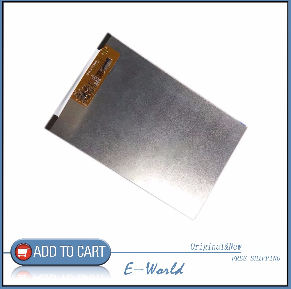 Original 7inch 31pin LCD screen WJWX070138A-2-B WJWX070138A-2 WJWX070138A for tablet pc free shipping new 10 1 inch 31 pin tablet lcd screen sq101fpcl331ri 02 sq101fpcl331r1 02 sq101q331m d9401 free shipping