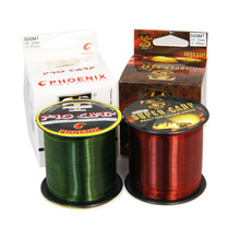 500m Robin Hood Fishing Line Nylon Monifilament Fish Line Wear-Resistant Feeder Line 500 Meters Carp Line Pesca Fishing Tackles
