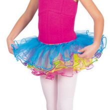 Princess Girl Toddler Lace Sequin Two Wear Skirt Party Ballet Tutu Dance Costume 5-10Y