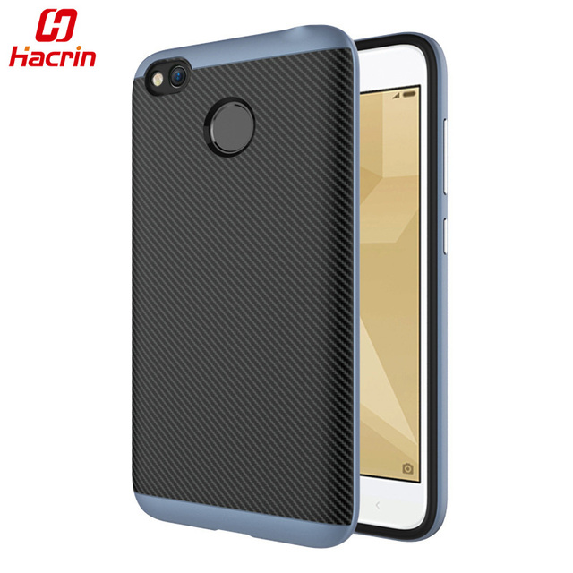 case for xiaomi redmi 4x case tpu silicone hybrid dual layer frame back cover case for - Dual Picture Frame