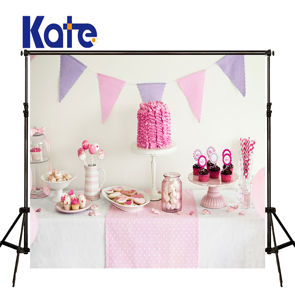 Kate naujagimio fotografija Fono meilė kūdikio gimtadienio tortas - Fotoaparatas ir nuotrauka