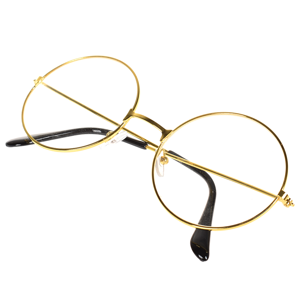 Qinf Multi Styles Newborn Baby Lightweight Metal Glasses flat glasses Glasses shooting Infant Flat Classic Glasses Shooting Props