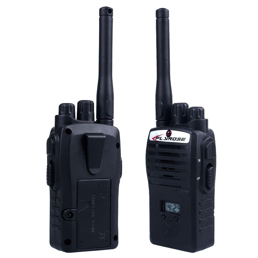 2PCS Wireless Walkie Talkie Kid Children Set Kids Portable Electronic Toys Toy