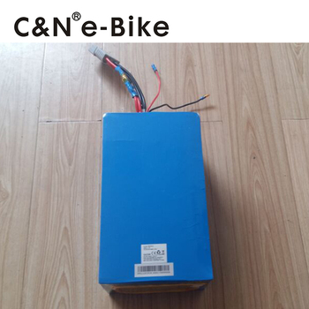 2017 High Power 72v 39.6AH li-ion lithium battery electric bicycle e bike bare bag battery
