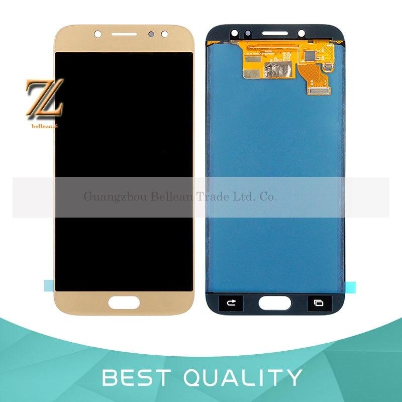 1 pcs Pour Samsung Galaxy J7 2017 LCD Affichage J7 Pro J730 J730F LCD Affichage et Écran Tactile Digitizer Livraison gratuite