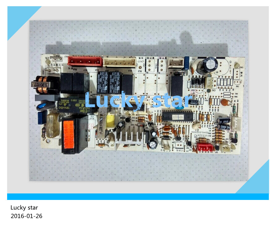 95% new for Haier Air conditioning computer board circuit board KFRD-50LW/Z2 0010403513 good working 95% new for haier refrigerator computer board circuit board bcd 198k 0064000619 driver board good working