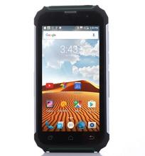 Banque D'alimentation d'origine Smartphone 6000 mAH Torche Android 6.0 Quad Core 5.0 «robuste Mobile Téléphone XP7710 Antipoussière 3G GPS Dual SIM