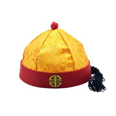 CAMMITEVER 2017 New Chinese Eastern Birthday Cap Party Decor Supplies For  Child Adults Caps Ancient Hats China