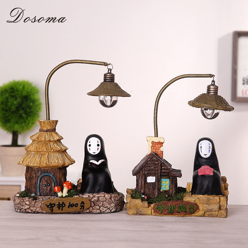 Dosoma Home Decoration Accessories No Face Man Resin
