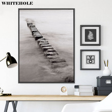 Posters and Prints Wall Art Canvas Painting,Stone Bridge Pictures For Living Room Home Decor