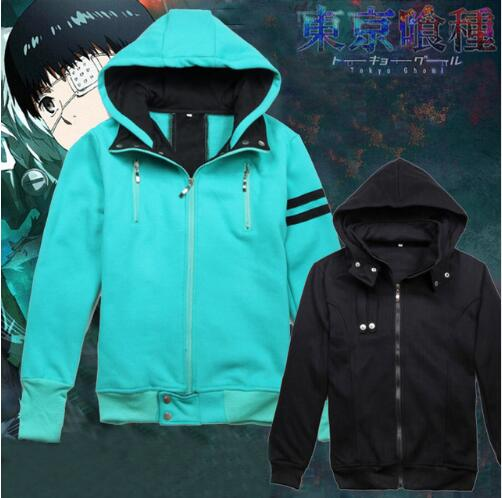 thick anime MEN WOMEN Tokyo Ghoul cosplay hoodie Tokyo Ghoul jacket clothes Ken Kaneki sweater carnaval cosplay clothes