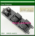 New Power Window Master Control Switch For Camry Corolla Avalon Electric 901702 OEM 84820AA011 8482060090