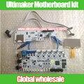 1kit 3d-принтер Ultimaker v2.1.1 v2.1.4 материнская плата + ЖК-контроль панели set/3D принтер Ultimaker 2 ЖК материнская плата управления комплект