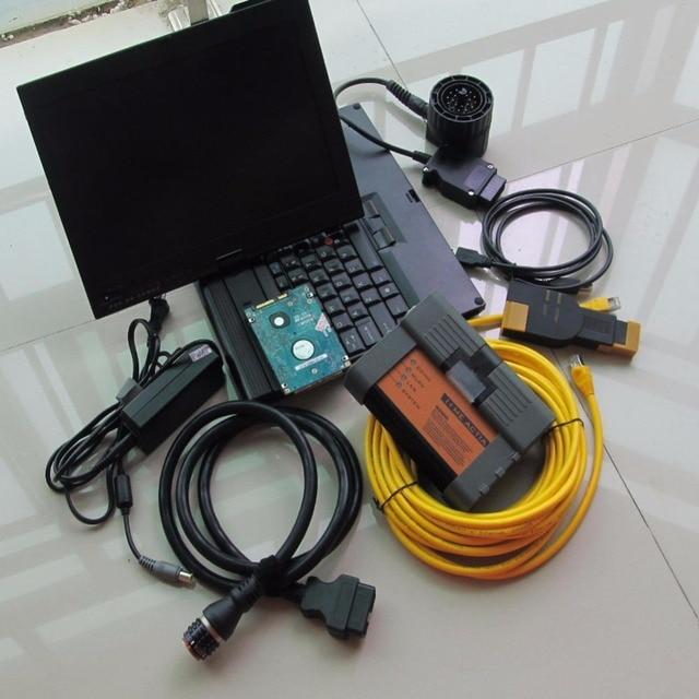 Special Price Icom A2+B+C Scanner For BMW icom a2 with 500G Software V4.11+x201t Laptop i5 Diagnostic & Programming Tool for bmw icom 2018.07v
