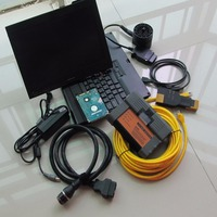 Icom A2 B C Scanner For BMW Icom A2 With 500G Software V4 08 X201t Laptop