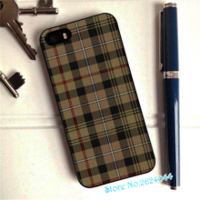 OUTLANDER font b TARTAN b font MACKENZIE protection phone case cover for samsung s3 s4 s5