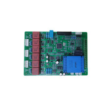 ST20C AC Voltage Regulation 3 Phase SCR Firing Control Board Support with RS485 Communication Function For PLC Control цена