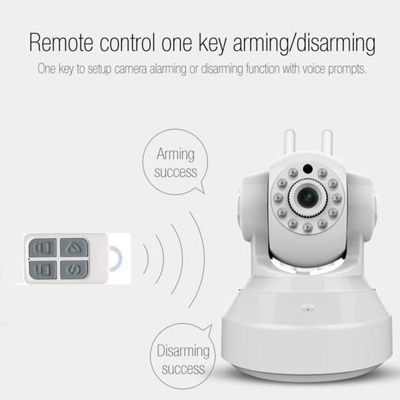 Vstarcam C37-AR-TZ1V  HD Alarm Camera Wireless Audio Recording Infrared Add Door/PIR Sensor Security Alarm System IP Camera Wifi vstarcam c37 ar wireless hd alarm ip security camera wifi two way audio recording infrared add door pir sensor cctv alarm system