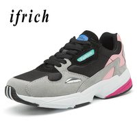 New Running Shoes Women Black White Jogging Female Sneakers Comfortable Breathable Shoes Sports Ladies Non Slip Gym Shoes Girl