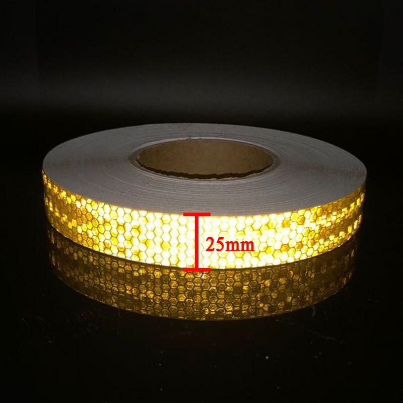 Reflective Stickers Self Adhesive Reflector Sticker Reflex Strips