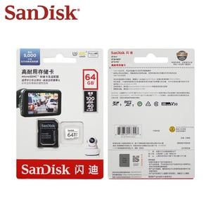 Image 5 - SanDisk Memory Card High Endurance Video Monitoring TF Card 256GB 128GB 64GB 32GB Micro SD Card for Video Monitoring Flash Card