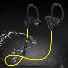 ชุดหูฟังหูฟังไร้สายหูฟัง Bluetooth หูฟังสเตอริโอกีฬาหูฟังพร้อมไมโครโฟนสำหรับสมาร์ทโฟน