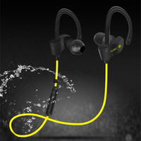New Bluetooth Headset Wireless Earphone Headphone Bluetooth Earpiece Sport Running Stereo Earbuds With Microphone For Smartphone